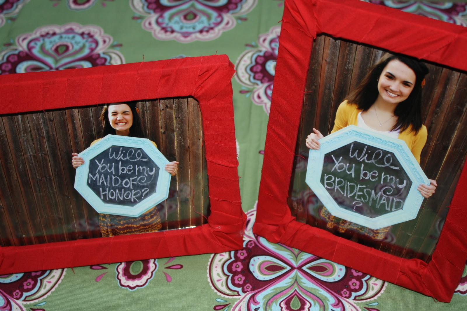 Will You Be My Bridesmaid Gift Ideas Say Cheese 3 Of 3