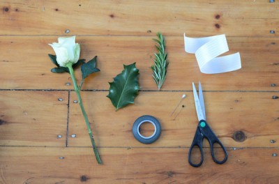 DIY-boutonniere-supplies