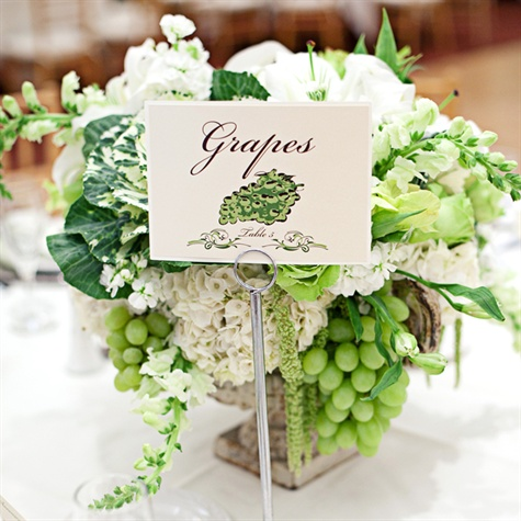 Grape Table Name