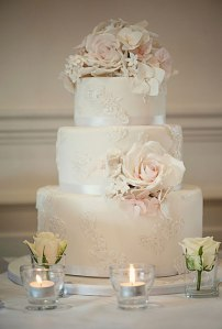 blush-ivory-lace-wedding-cake-flower-topper