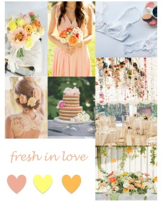 Microsoft Word - yellow and blush wedding