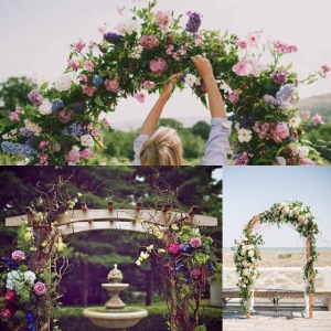 wedding arches