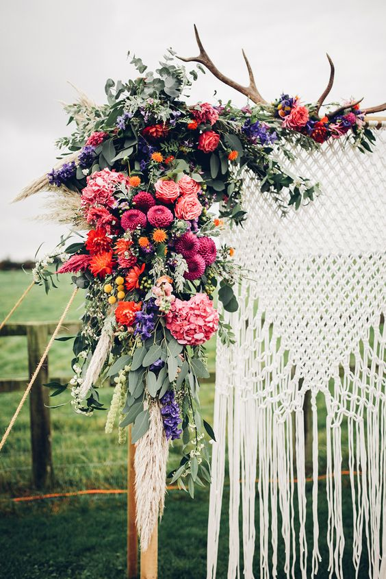 Wedding Trend: Macramé