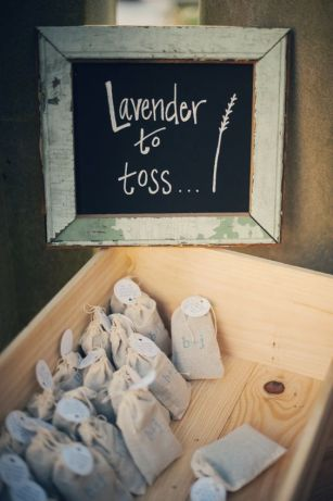 Custom-stamped-Lavender-Bag-for-Wedding-Toss